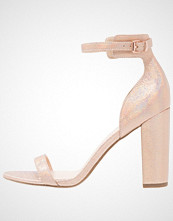 Office HIP  Sandaler med høye hæler rose gold