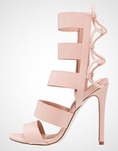 ALDO HAWAII Sandaler med høye hæler light pink