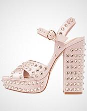 ALDO BRITAIN Sandaler med høye hæler light pink