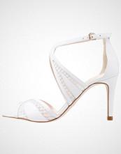 Minelli Sandaler med høye hæler blanc
