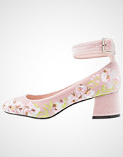 Office FLASHBACK  Klassiske pumps pink