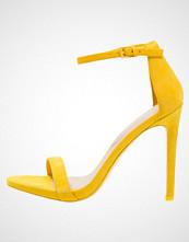 ALDO CARAA Sandaler yellow