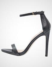 ALDO CARAA Sandaler med høye hæler black