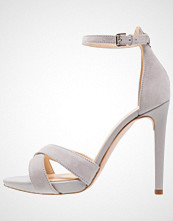 Mai Piu Senza Sandaler med høye hæler light grey