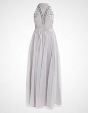 Lace & Beads HYACINTH Ballkjole light grey