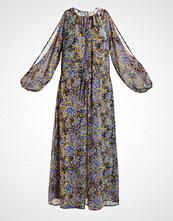 Warehouse Fotsid kjole multicolor