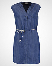 Cartoon Sommerkjole light blue denim