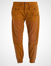 G-Star GStar ARMY RADAR MIX LOOSE CROPPED PANT  Bukser oxide ocre