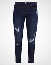 Missguided ANARCHY Jeans Skinny Fit blue
