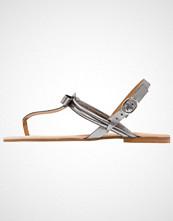 mint&berry Flip Flops gunmetal