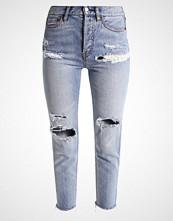 Free People LACEY STILT Slim fit jeans light blue denim