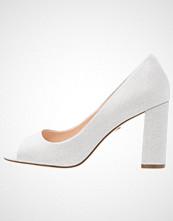 Nina Shoes FARLYN Åpen front silver