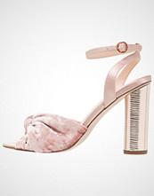 Office NATURAL  Sandaler med høye hæler pink