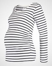 Zalando Essentials Maternity Topper langermet black/off white