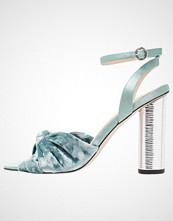 Office NATURAL  Sandaler med høye hæler aqua