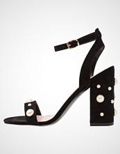 Office HEAVEN  Sandaler med høye hæler black