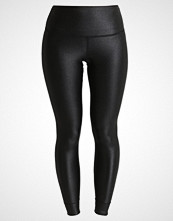 Reebok METALLIC HIGHRISE Tights black