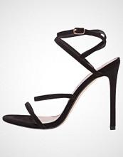 Office HALO Sandaler med høye hæler black