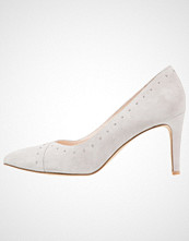 KIOMI Klassiske pumps light grey