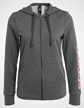 Adidas Performance ESSENTIALS LINEAR Treningsjakke gark grey heather