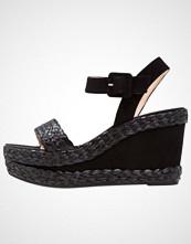 Unisa LICO Sandaler med høye hæler black