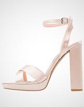 Office NICKLES  Sandaler med høye hæler nude