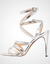 Mai Piu Senza Sandaler med høye hæler silver