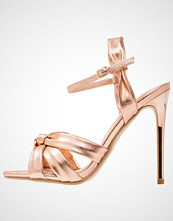 Office HOLLIE  Sandaler med høye hæler rose gold