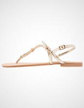 Dorothy Perkins ZED Flip Flops metallic