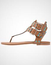 Dorothy Perkins ZIA Flip Flops tan