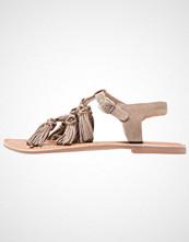 Dorothy Perkins FEATHER Flip Flops grey