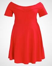 New Look Curves BARDOT  Jerseykjole red