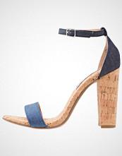 Steve Madden CARSONC Sandaler med høye hæler denim