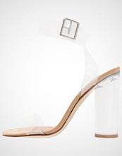 Steve Madden CLEARER Sandaler med høye hæler clear