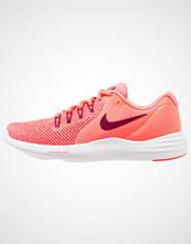 Nike Performance LUNAR APPARENT Nøytrale løpesko hot punch/bordeaux/siren red/white