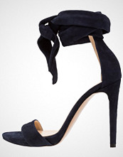 Mai Piu Senza Sandaler med høye hæler dark blue