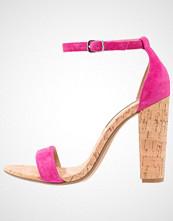 Steve Madden CARSONC Sandaler med høye hæler hot pink