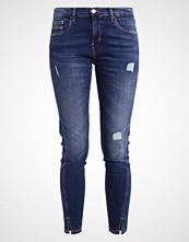 Calvin Klein MID RISE SKINNY Jeans Skinny Fit shipyard blue