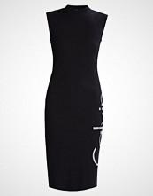 Calvin Klein Jerseykjole black