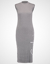 Calvin Klein Jerseykjole light grey heather