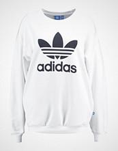 Adidas Originals TREFOIL  Genser white