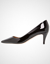 Pura López Klassiske pumps black