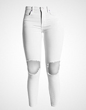Free People JEAN BUSTED  Jeans Skinny Fit white