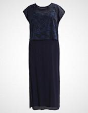 Live Unlimited London Fotsid kjole navy