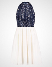 Lace & Beads ARRIANE SKATER Cocktailkjole navy/white