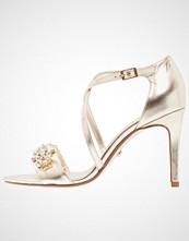 Dune London MARCELA Sandaler med høye hæler champagne
