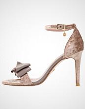 Dune London MOELLA Sandaler med høye hæler rose