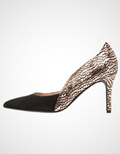KIOMI Klassiske pumps black/gold