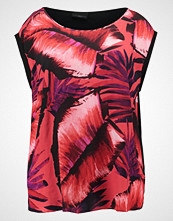 Live Unlimited London TROPICAL PALM Bluser red