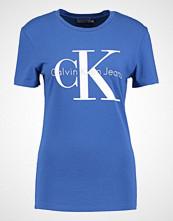 Calvin Klein SHRUNKEN TRUE ICON  Tshirts med print mazarine blue
